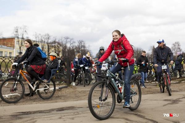 В каникулы ярославцы чаще лишались велосипедов