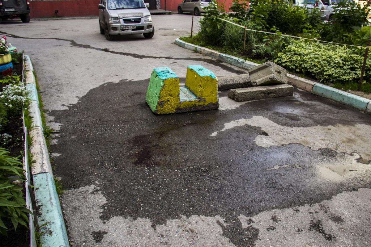 Бездомный зарезал около подъезда своего знакомого вНовосибирске