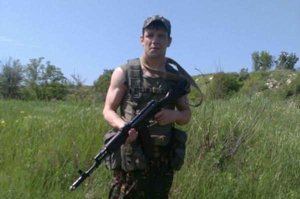 Дмитрий Дмитриенко весной 2014 года перебрался из Челябинска в Луганск