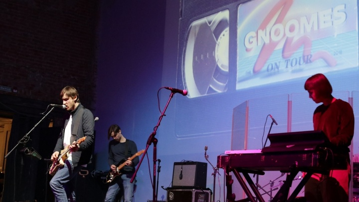 Пермские музыканты, поэты и художники собрали на фестивале 300 тысяч рублей для больных детей