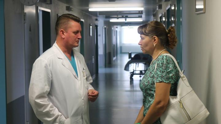 После 7 лет мучений: врачи спасли сибирячку с невыносимыми болями после операции