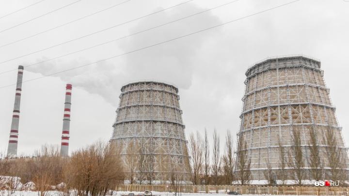 Сбой на ТЭЦ: в домах Кировского и Промышленного районов похолодало