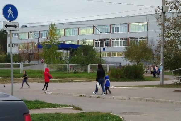 Девочка не пришла домой после уроков в одной из добрянских школ
