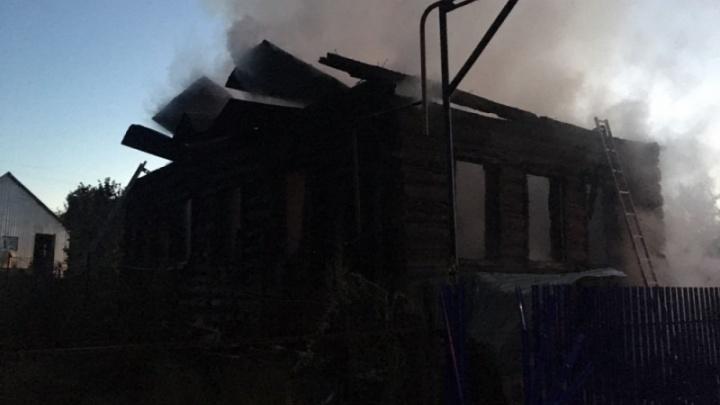 Смертельный пожар в Башкирии: в огне погибли пятеро детей и четверо взрослых