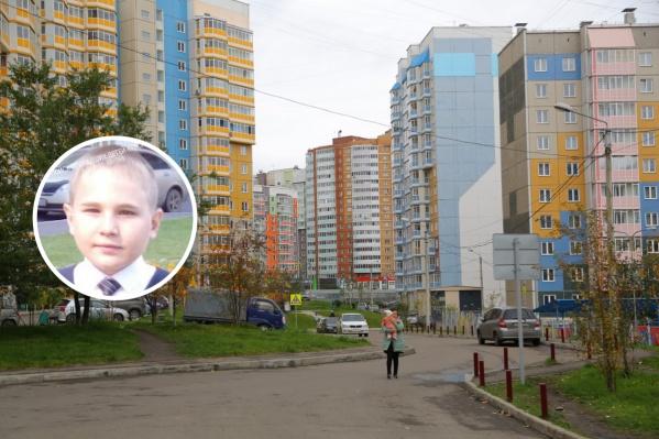 Мальчик ушел из школы в микрорайоне «Покровский»