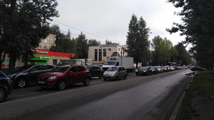 «Набиваемся, как сельди в бочку»: ярославцы попали в транспортную ловушку. Реакция властей