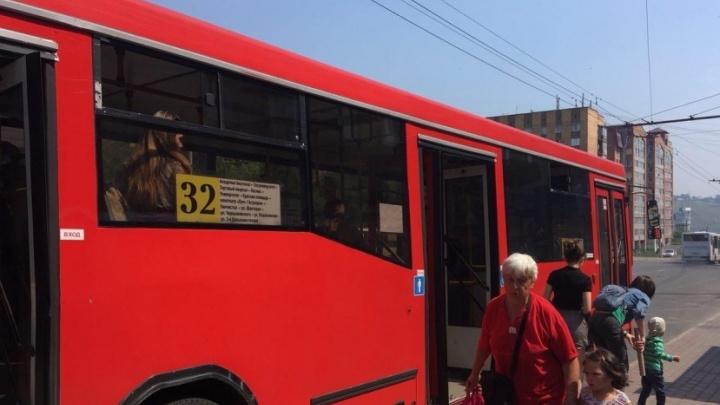 Большие автобусы очень невыгодны