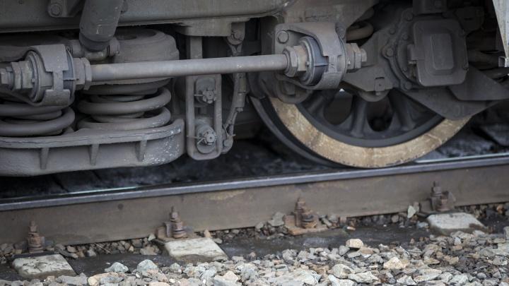 Тепловоз сбил женщину возле станции Бердск