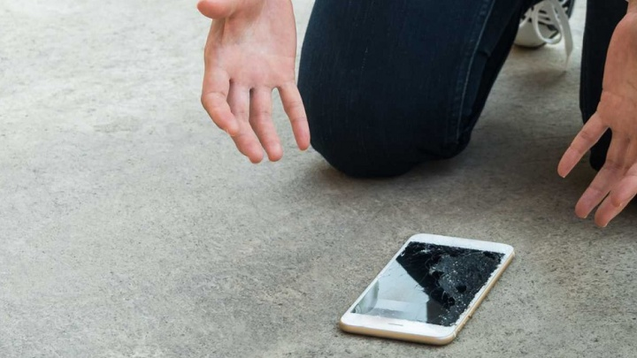 Бейте на счастье: как восстановить телефон с разбитым дисплеем