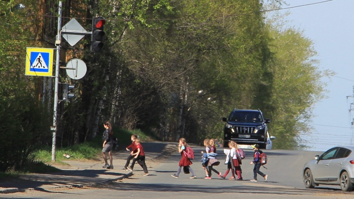 «Внимание, дети!»: в Поморье школьникам и их родителям напомнят о безопасности на дорогах