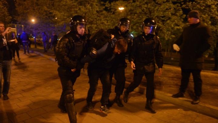 В ЕСПЧ подали первую жалобу от участника протестов в Екатеринбурге