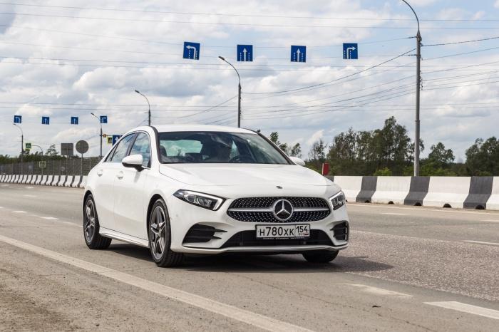 Обновленный Mercedes-Benz А-класс сейчас находится на острие развития немецкой инженерной и дизайнерской мысли