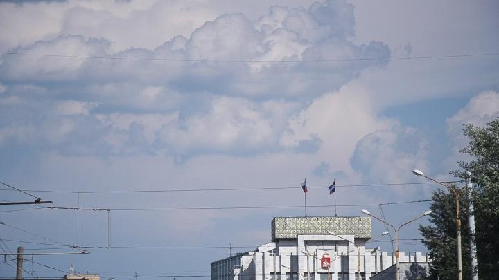 В Прикамье объявили штормовое предупреждение из-за сильного ветра