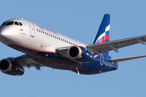 Sukhoi Superjet 100 должен был вылететь в Самару рано утром