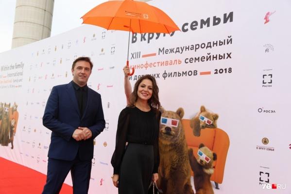 Звёзды прошагают по красной ковровой дорожке в Ярославле