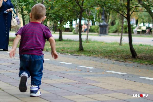 Большинство пропавших детей находят целыми и невредимыми