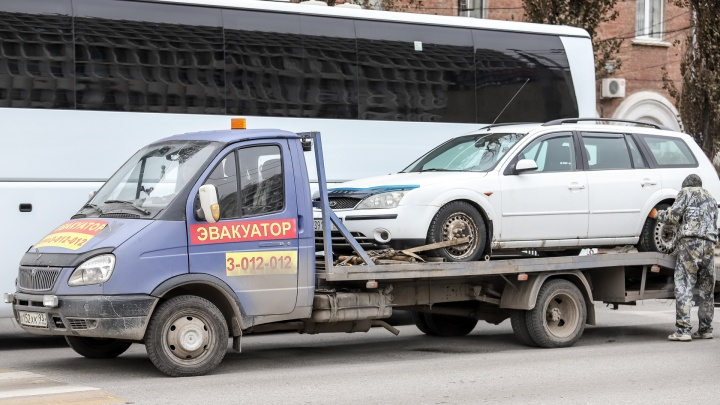 Ростовские полицейские насчитали в городе более 400 брошенных автомобилей