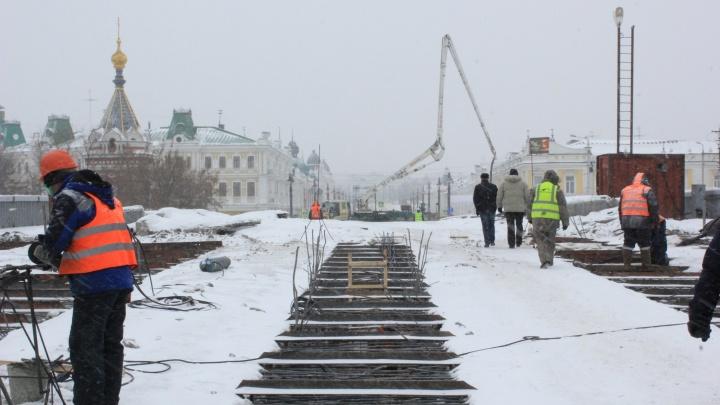 В Омске за четыре месяца ремонта на Юбилейный мост потратили 115 миллионов