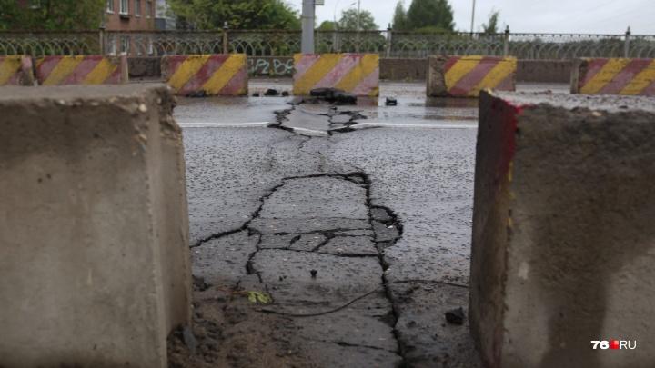Всё знали, но ничего не делали: почему на самом деле в Ярославле обвалился Добрынинский мост