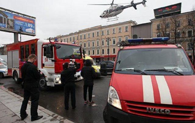 Жителей Башкирии среди пострадавших в теракте в Санкт-Петербурге нет