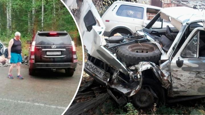 Уйдет ли от наказания Андрей Косилов, въехавший в Lada на Lexus? Разбираем на примере похожего ДТП