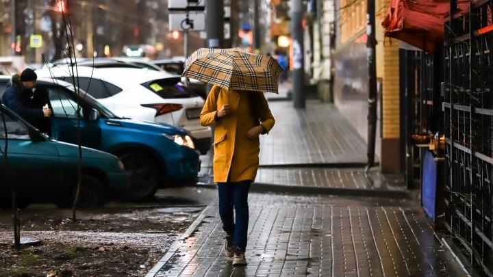 Ливень и ветер: в Ростове резко ухудшится погода