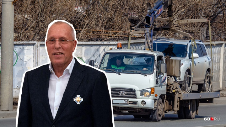 Самарцы вступились за вице-мэра Василенко в споре за парковки во дворах