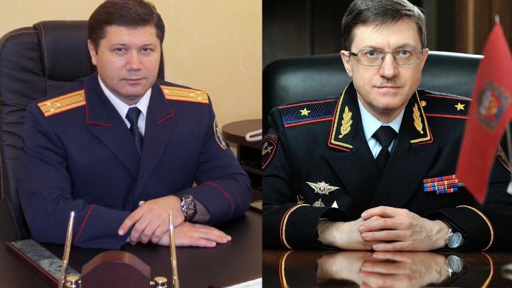 Президент Владимир Путин назначил главного полицейского и главного следователя Прикамья