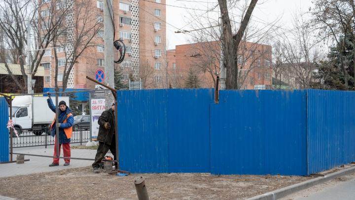 Подземный переход на Шолохова в Ростове откроют летом 2020 года