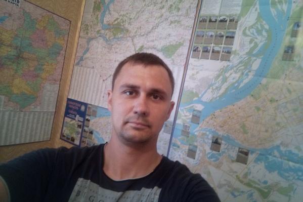 Михаил Абдалкин является первым секретарем горкома КПРФ в Новокуйбышевске