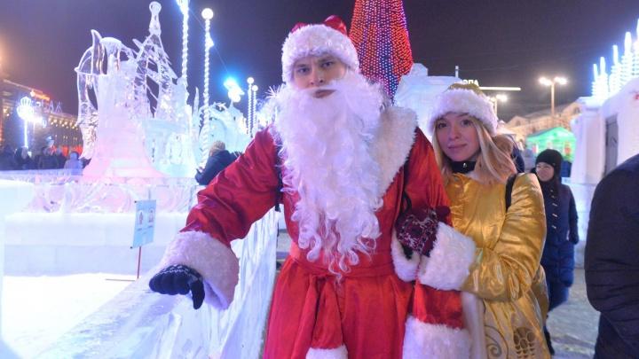 Новый год в режиме онлайн: как мы встречали 2018-й вместе с Екатеринбургом!