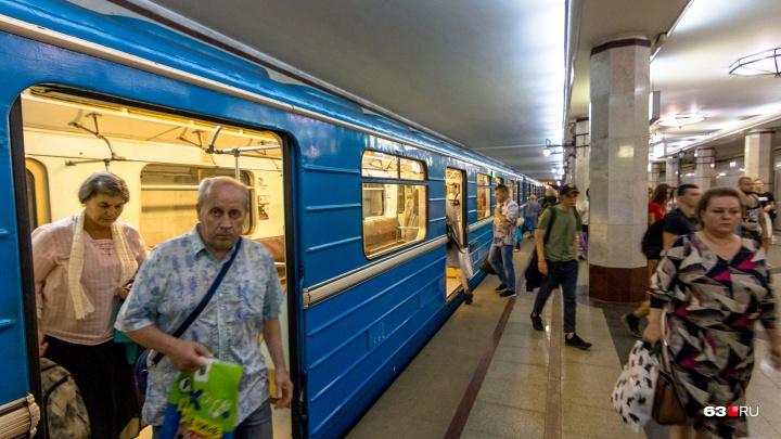 Без вони и колес: в Самаре для пассажиров метро ввели 33 запрета