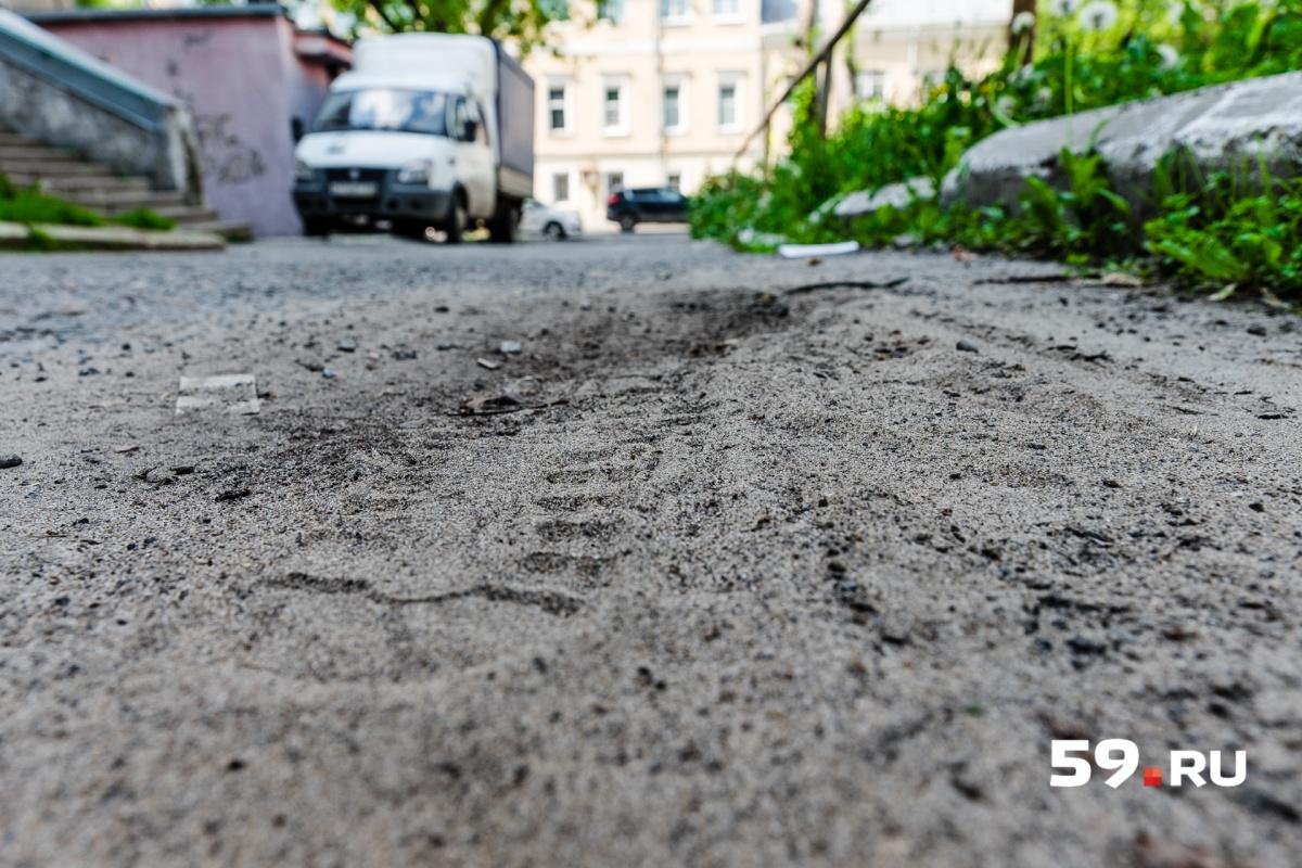 Пыль неоднородна по своему составу, в ней и пыльца, иотходы автомобильного транспорта и отработанного автомобильного топлива
