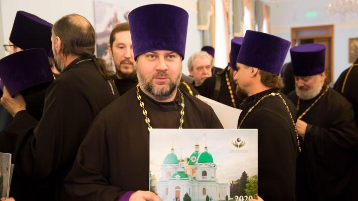 В фонде Полежаева распечатали календари с изображением Ильинского собора