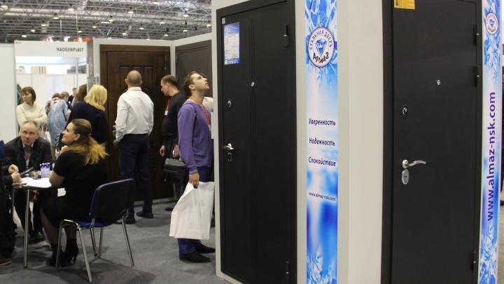 Популярные линейки входных дверей будут представлены на крупной выставке в Сибири