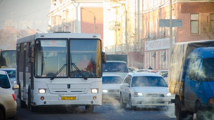 Красноярский край оказался пятым с конца в рейтинге безопасности российских дорог