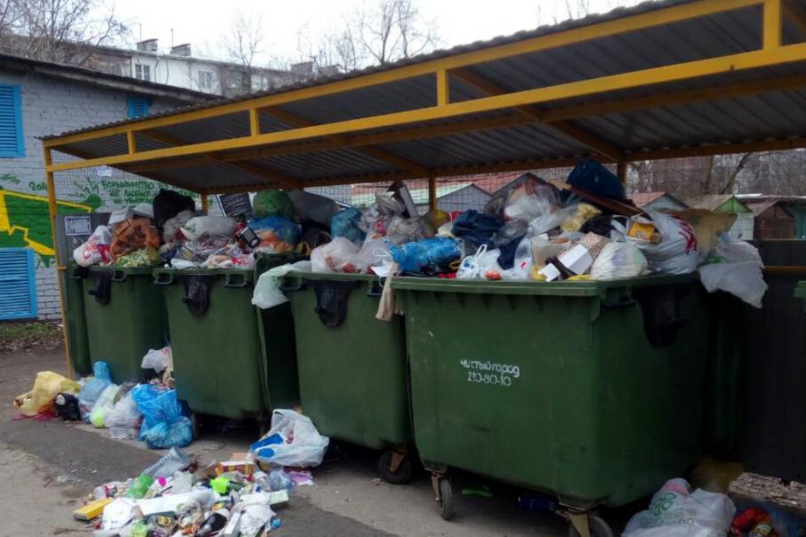 Предприятие свозило на полигон ТБО виды отходов, на которые не было разрешения