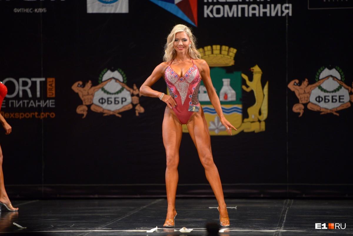 Мисс Бикини УралФитнес бикини  VK