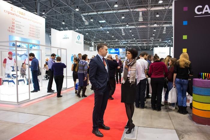 Строительные и отделочные материалы представят производители на WorldBuild Siberia/SibBuild