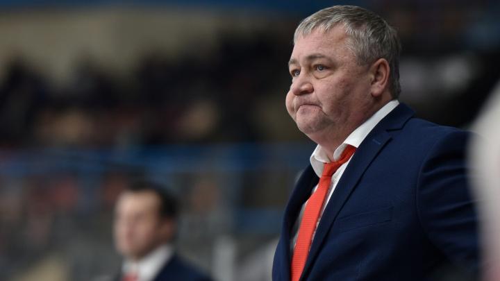 Весь тренерский штаб хоккейного клуба «Молот-Прикамье» написал заявления об увольнении