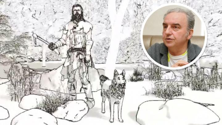 «Он старше, чем египетские пирамиды»: Владимир Шахрин озвучил ролик с забавными фактами о Шарташе