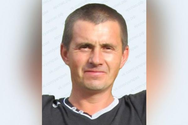 Игорь Осипов пропал 16 июля