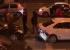 «Лежала на руле, посылала всех»: в центре Екатеринбурга девушка протаранила машину на светофоре