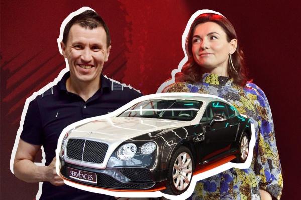 Точку в споре Юлии Франгуловой и Сергея Мишкина удалось поставить только спустя три года после начала ремонтаBentley