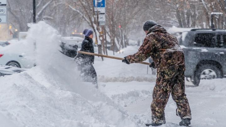 ГИС-центр ПГНИУ: нынешний январь в Перми станет самым снежным за всю историю наблюдений