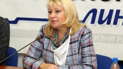 Скандальная чиновница Юлия Шакурская, которую недавно судили, нашла новое место работы