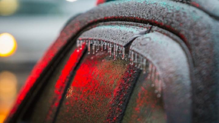 В Ростовской области в ближайшее время ожидаются заморозки