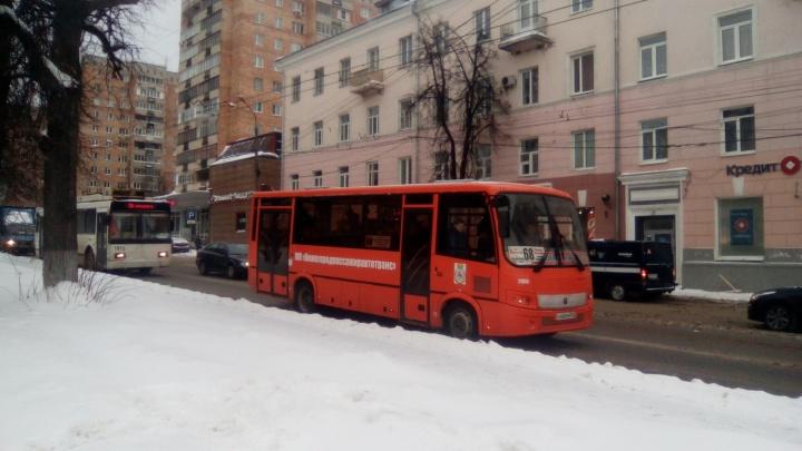 «Микробы во Вселенной»: на магистральные маршруты Нижнего Новгорода вместо ЛиАЗов вышли пазики