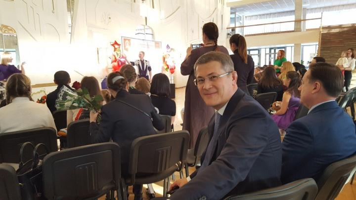 В Госсобрании представят врио главы Башкирии Радия Хабирова
