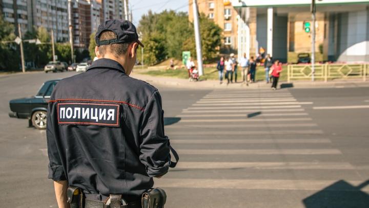Полиция ищет хулиганов, которые избили водителя на Московском шоссе